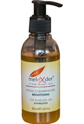 Melexder Aydınlatıcı Yüz Temizleme Jeli 150 ml
