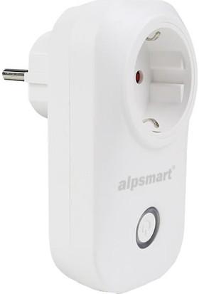 Alpsmart Akıllı Wifi Priz - Zaman Ayarlı 16A