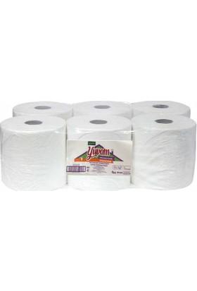 Komili Yuvam Endüstriyel Tek Çekmeli Tuvalet Kağıdı 2 Katlı 12'li