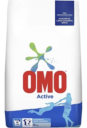 Omo Active 10 kg Toz Deterjan