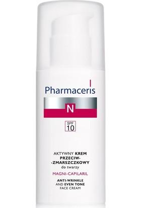 Pharmaceris N Magni-Capilaril 10 Spf Kırışıklık Karşıtı Krem