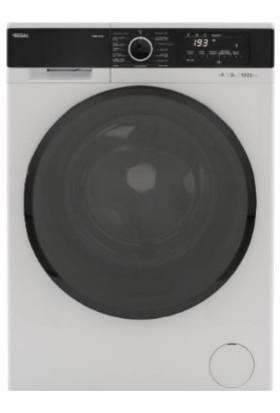 Regal CMI 9103 A+++ 9 kg 1000 Devir Çamaşır Makinesi