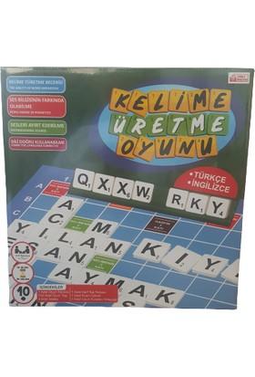 Osman Kızılkaya Kelime Üretme Oyunu