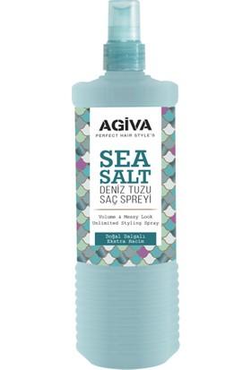 Agiva Sea Salt Deniz Tuzu Saç Spreyi