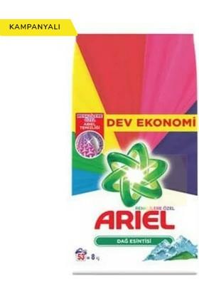 Ariel Dağ Esintisi Renklilere Özel 8 kg