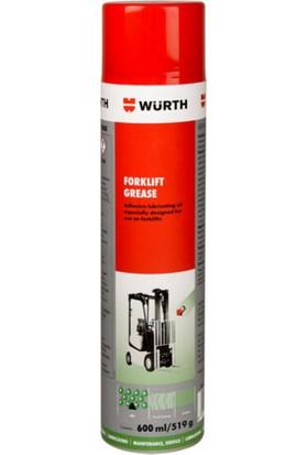 Würth Forklift Gresi Xl 600 ml Sıvı Gres