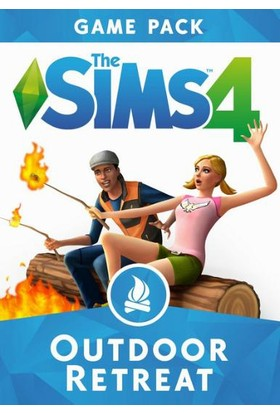 The Sims 4: Outdoor Retreat Dijital Pc Oyunu