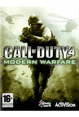 None Call of Duty 4: Modern Warfare