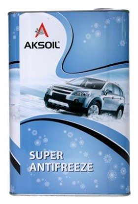 Aksoil -50 Mavi Antifriz 1lt