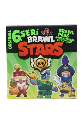 Redro Home Brawl Stars 6. Seri Yeni Karakterler Dahil Maxi Boy 450'li Oyun Kartı