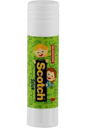Scotch 6236D Stick Yapıştırıcı 36 gr 3 Adet