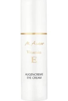 M.asam Vitamin E Göz Kremi 30 ml