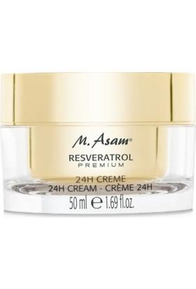 M. Asam Resveratrol Premium 24 Hour Cream 50 ml