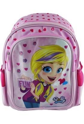 Me Çanta Me Polly Pocket Anaokulu Çantası 10540