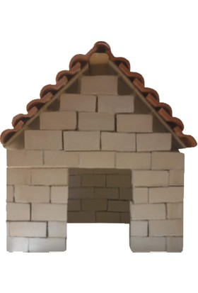 Minimari Maket Minyatür Kulübe Inşaat Seti