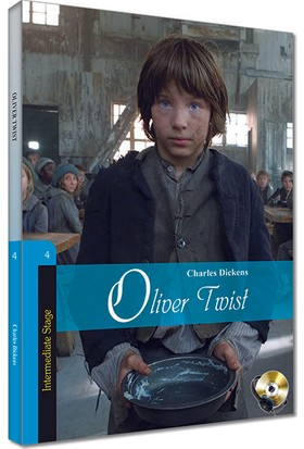 İngilizce Hikaye Stage 4 - Oliver Twist