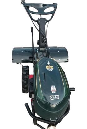 Kaan 750-S 7 Hp Dizel Marşlı Arkadan Frezeli Çapa Makinası