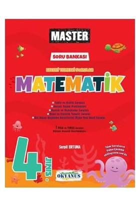 Okyanus 4. Sınıf Master Matematik Soru Bankası 2021