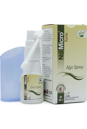 Naturned Nomicro Forte Ağız Sprey 30 ml