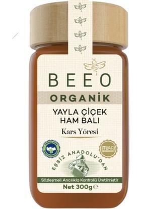 Bee'O Kars Yöresi Ham Balı 300 gr