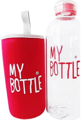 My Bottle Borosilikat Neopren Kılıflı Cam Matara 1000 ml