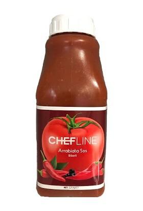 Chefline Arrabıata Sos 2,25 kg