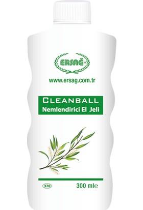 Ersağ Clean Ball Nemlendirici El Jeli 300 Ml.