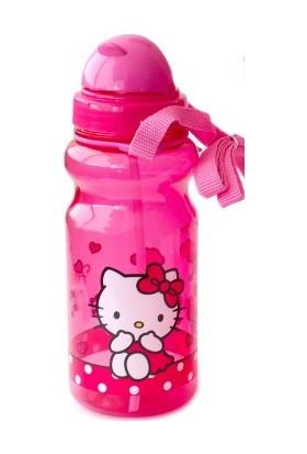 Hello Kitty HK-PL-4316 Plastik Matara 500 ML24/48