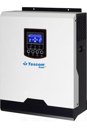 Tescom 1000W Tam Sinüs Akıllı Inverter 12V Ups