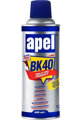 Apel Çok Amaçlı Aerosol Sprey Bk-40 400 ml