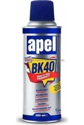 Apel Çok Amaçlı Aerosol Sprey Bk-40 200 ml