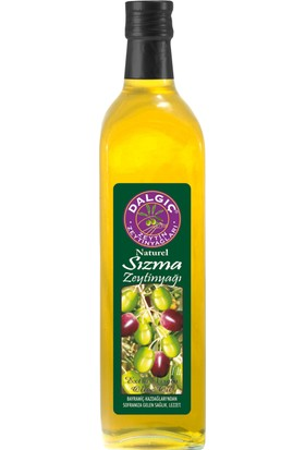 Dalgıç Sızma Zeytinyağı 500 ml