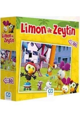 Ca Games Limon Ile Zeytin 60 Parça Puzzle
