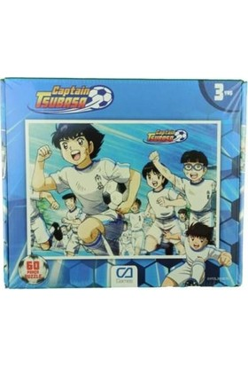 Ca Games Tsubasa Puzzle 60 Parça