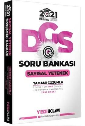Yediiklim Yayınevi DGS 2021 Prestij Serisi Sayısal Yetenek Soru Bankası