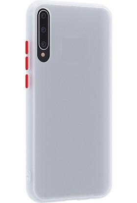 Tbkcase Huawei P Smart S Kılıf Fri Darbe Korumalı Silikon Şeffaf