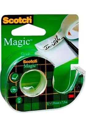 Scotch 8-1975D Magic Bant Kesicili 19 mm x 7,5 mt 5'li