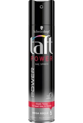 Taft Saç Spreyi Power Caffein 250 ml