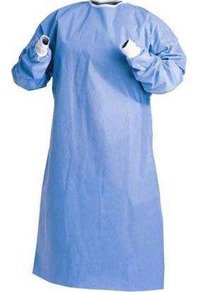 Dng Toptan 80 Adet 1 Koli Tek Kullanımlık Cerrahi Önlük