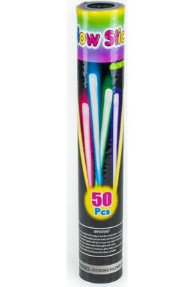 Als Glow Stick Fosforlu Çubuk 50'li