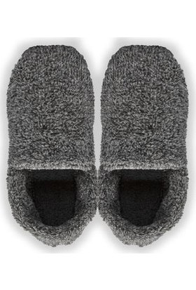 Twigy TT1202 Cool Gri Erkek Kışlık Ev Ayakkabısı