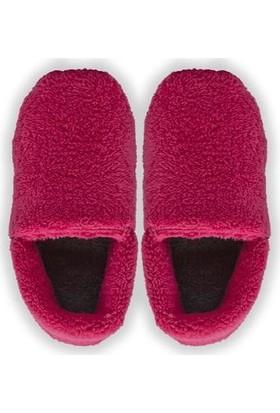 Twigy TT1253 Cool Fuşya Kadın Kışlık Ev Ayakkabısı