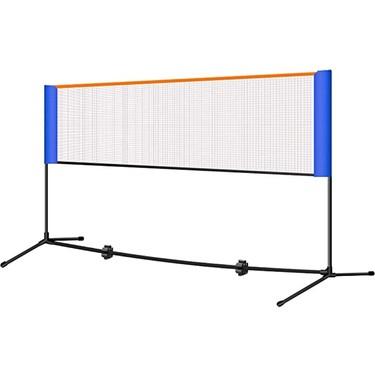 Badminton File Seti 3 Metre Pratik Kurulum Taşıma Çantalı Fiyatı