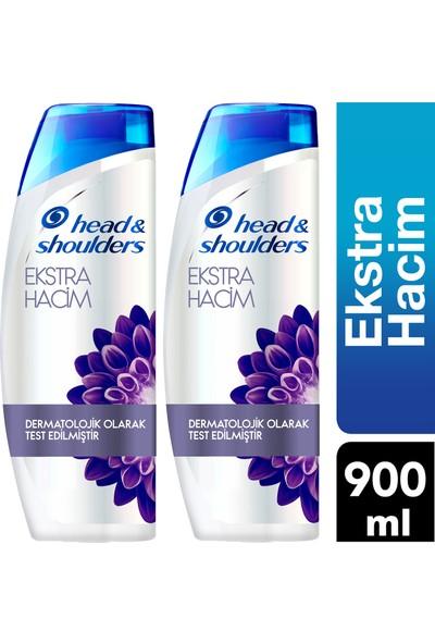 H&S Şampuan Ekstra Dolgunluk 400 ml x2