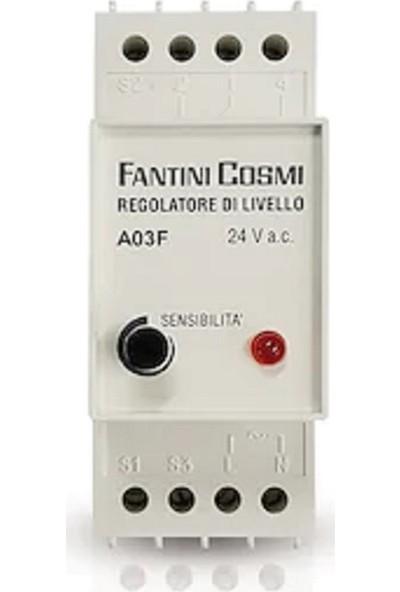Fantini Cosmo A03M Elektronik Kontakt Kutusu - Otomatik Seviye Kontrol Rolesi