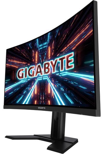 """Gigabyte G27FC 27"""" 165Hz 1ms (HDMI+Display) G-Sync FreeSync Full HD Curved Monitör"""