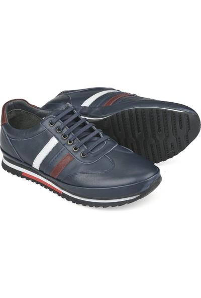 Ziya Retto Deri Erkek Konfor Ayakkabı