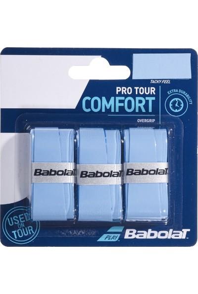 Babolat Pro Tour 3'lü Tenis Gribi - Mavi
