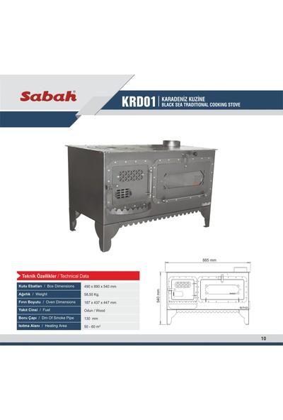 Sabah Krd-01 Karadeniz Sobası Karadeniz Kuzinesi