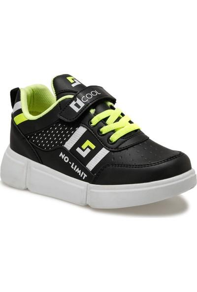Note Siyah Erkek Çocuk Sneaker Ayakkabı